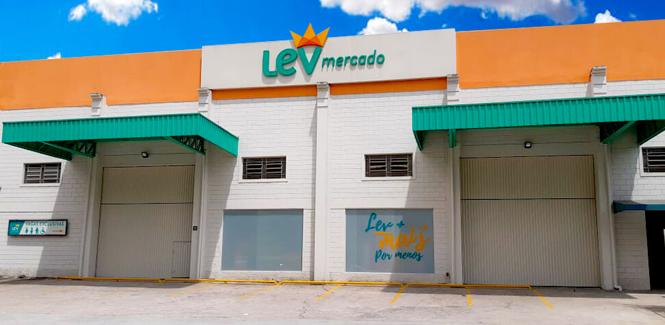 Lev+ Mercado - Franco da Rocha/SP