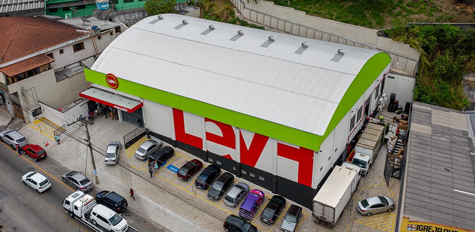 Lev+ Mercado Caieiras