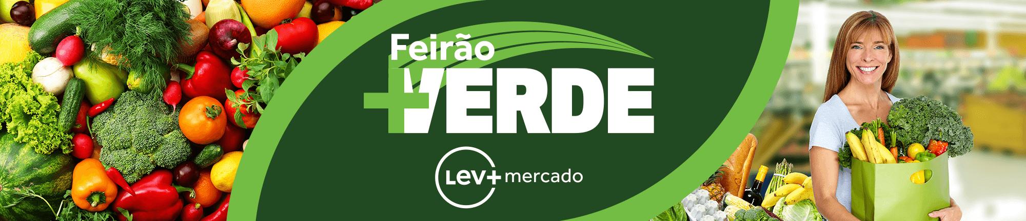 Feirão Lev+ mercado
